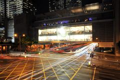 Hong Kong premier Apple Store photo stock