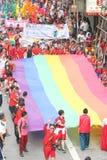 Hong Kong Pride Parade 2013 Royalty Free Stock Image