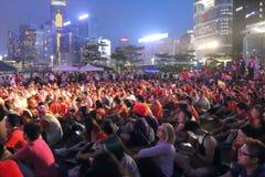 Hong Kong Pride Parade 2013 Royalty Free Stock Photos