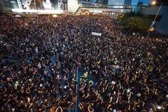 Free Hong Kong Protest Stock Photography - 197069942