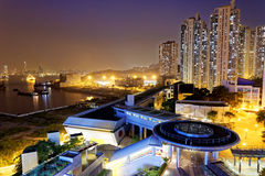 Hong kong public estate Royalty Free Stock Photo