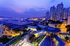 Hong kong public estate Royalty Free Stock Images