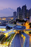 Hong kong public estate Stock Image