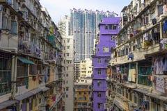 Hong kong public estate Royalty Free Stock Photos