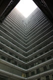 Hong Kong public housing estate Stock Photo