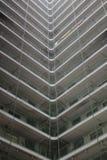 Hong Kong public housing estate Royalty Free Stock Photos