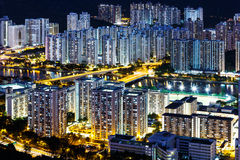 Hong Kong public housing Stock Photos