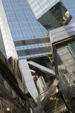 Hong Kong reflexion Arkivbilder