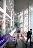 Hong Kong regel och utställningmitt Royaltyfri Foto