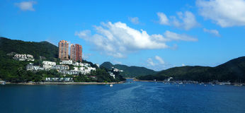 Hong Kong Repulse bay beach. Stock Image