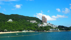 Hong Kong Repulse bay beach. Stock Images