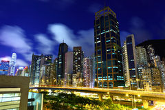 Hong Kong residential area Stock Photography