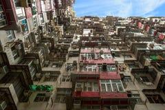 Hong Kong Residential liso foto de stock