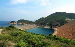hong kong rezerwuar Fotografia Royalty Free