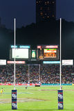 Hong Kong Rugby Sevens 2014 stock foto