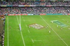 Hong Kong rugby Sevens 2014 Zdjęcie Stock