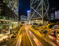 Hong Kong rush Stock Photo
