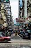 hong kong sceny ulica Zdjęcie Stock