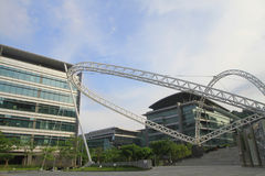 The Hong Kong Science and Technology Parks