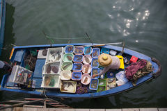 Hong Kong Seafood Royalty Free Stock Photos