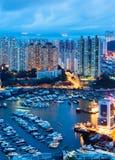 Hong Kong seaside Stock Photo