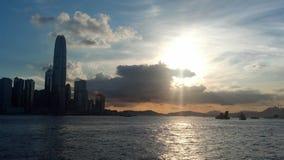 Hong kong Seaview Stock Photo