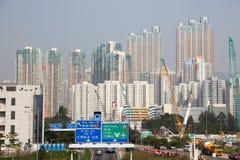 Hong Kong Sha Tin Royalty Free Stock Images