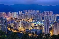 Hong Kong Sha Tin Royalty Free Stock Photo
