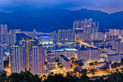 Hong Kong Sha Tin Royalty Free Stock Photos