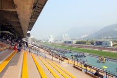 Hong Kong : Sha Tin Racecourse Royalty Free Stock Photos