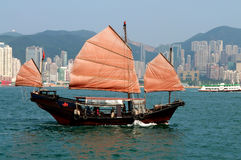 Hong Kong Ship Stock Images