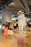 Hong Kong shopping mall interior Royalty Free Stock Image