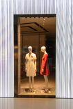Hong Kong shoppinggalleriainre Arkivbilder