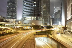 Hong Kong sikt Royaltyfri Foto