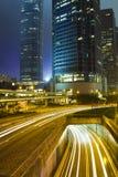Hong Kong sikt Arkivbild