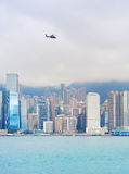 Hong Kong sky shuttle Stock Images