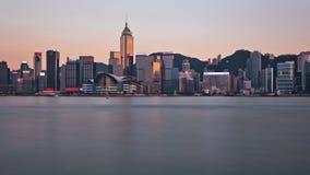 Hong Kong Skyline photographie stock