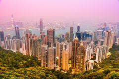 Hong Kong. Royalty Free Stock Photography