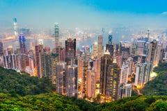 Hong Kong. Royalty Free Stock Images