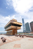 Hong Kong skylines Stock Image