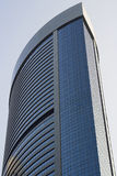 Hong Kong Skyscraper. An a sunny day, China Stock Images