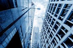 Hong Kong skyscraper Royalty Free Stock Photo