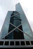 Hong Kong Skyscrapper Royalty Free Stock Photo