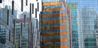 Hong Kong Skyscrapper Royalty Free Stock Image