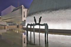 Hong Kong Space Museum är ett museum Arkivfoto