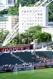 Hong Kong stadion Fotografering för Bildbyråer