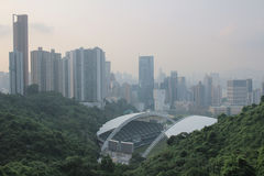 Hong Kong Stadium Royalty Free Stock Image