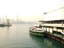 Hong Kong Star Ferry Stock Photo