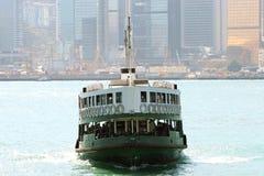 Hong Kong : Star Ferry Royalty Free Stock Image