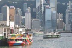 Hong Kong : Star Ferry Stock Photography